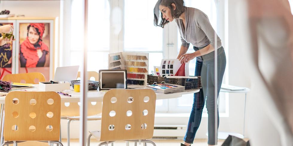 Entreprendre en Mode - Plateforme de Marque et brand content