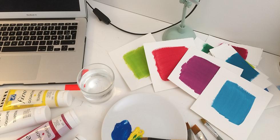 ATELIER | Atelier couleur par ESMOD Pro