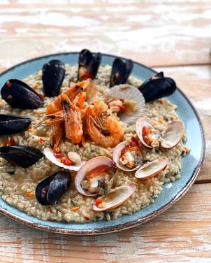 Seafood Ris