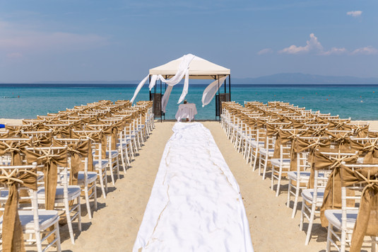 Beach Weddinng - a dream come true