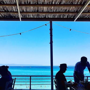 A greek food paradise