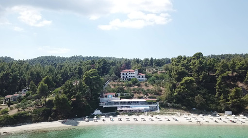 Our  amazing beach paradise
