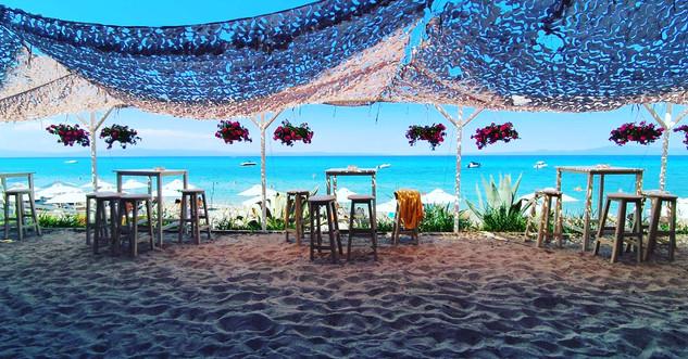 Boho beach vibes
