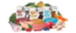 Uberpet's raw food for puppies is mad from 100% natural ingredients