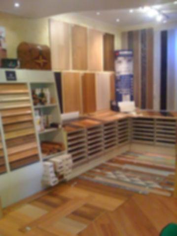 Showroom Parquet a Roma Ciampino