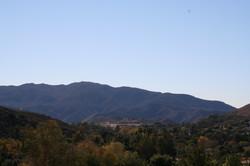 Dehesa valley