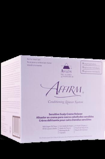 Affirm Sensitive Scalp Relaxer (PROFESSIONAL)