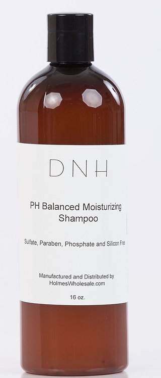 WHOLESALE DNH PH Balanced Moisturizing Shampoo 16oz.