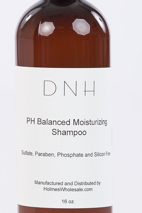 DNH PH Balanced Moisturizing Shampoo 16oz.