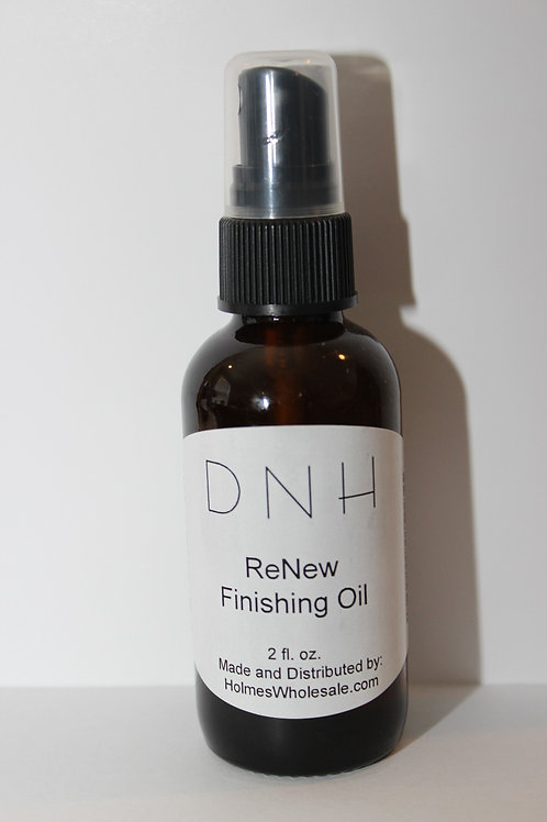 WHOLESALE DNH ReNew Finishing Oil 2oz.