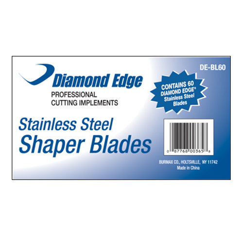 Diamond Edge Shaper Blades