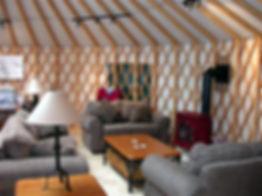 Yurtz by Design Manufactured Yurt