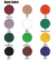Yurtz by Design Stock Colours