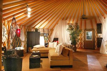 Yurtz By Design Living Room
