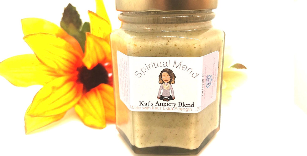 Kat's Essential Oil Anxiety Lotion