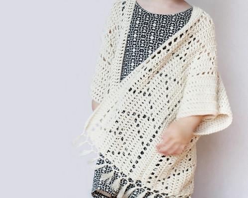 Crochet Pattern Kenzie Crochet Kimono Cardigan Gorgeous Crochet Kimono Pattern