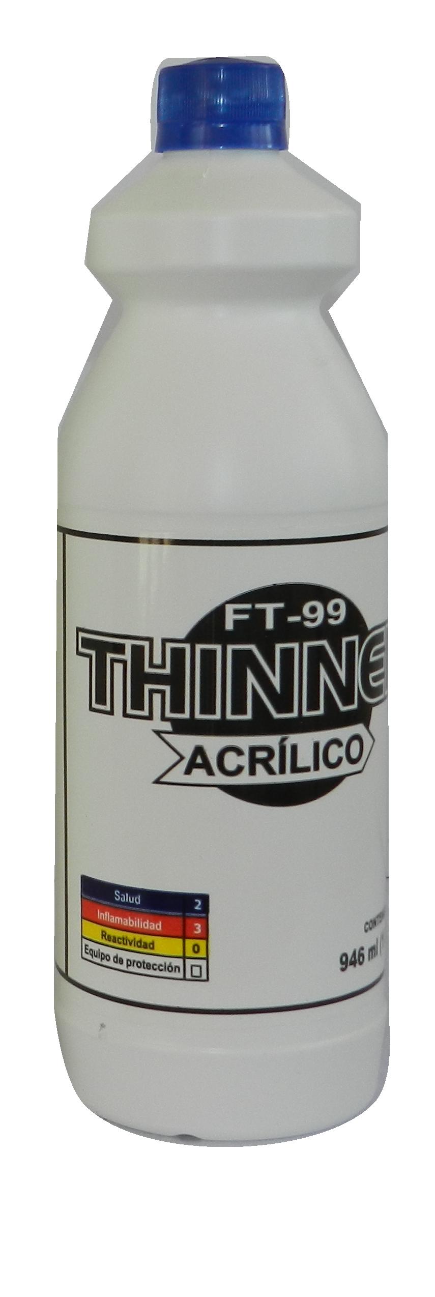 Thinner Acrílico