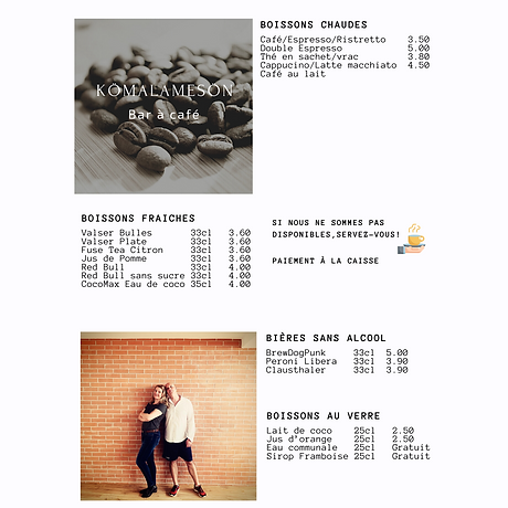 Copie de Americano Cappuccino Double Esp
