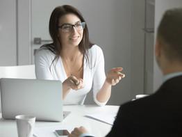 רושם ראשוני לא פחות ממעולה בראיון העבודה