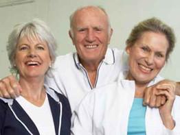 מועמדים מבוגרים לעבודה: כללי זהירות