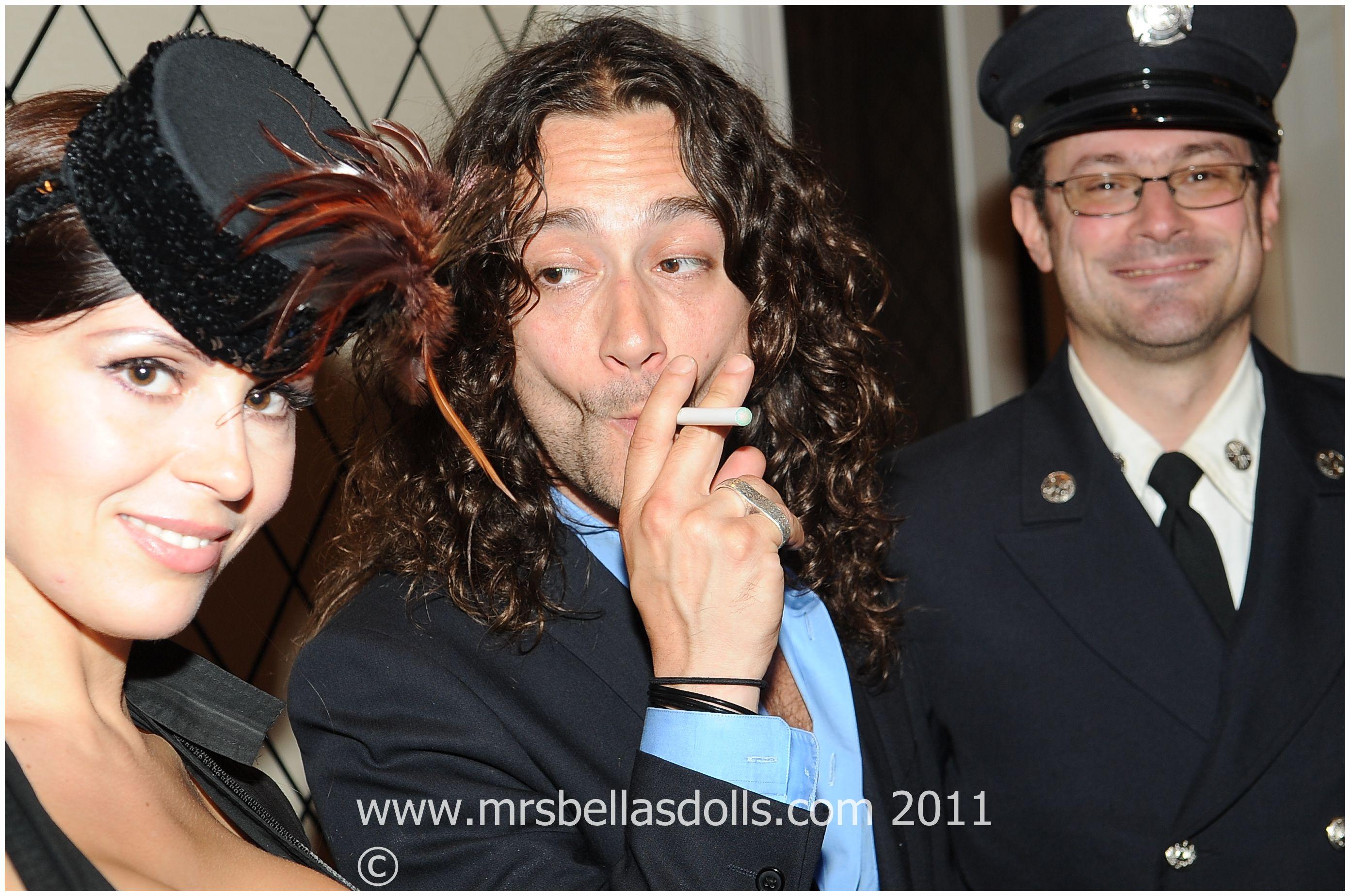 New York Cigar Girl