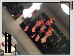 Backstage with our Dolls