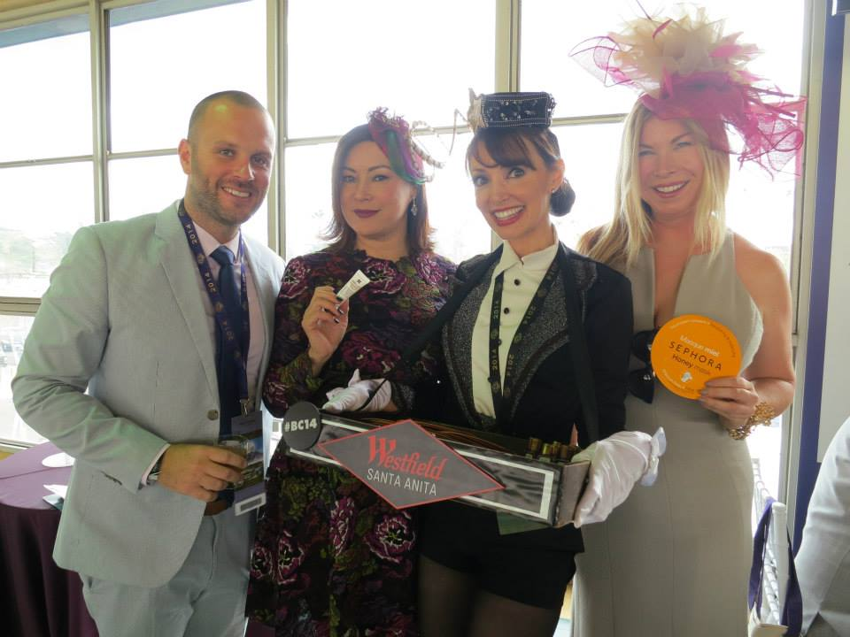 Breeders Cup and Candy Girls