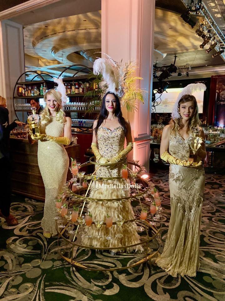 Golden Branded Ambassadors