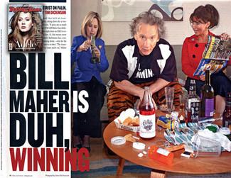 Tribute in Rolling Stone Magazine!