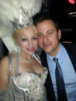 Mrs Bella with Jimmy