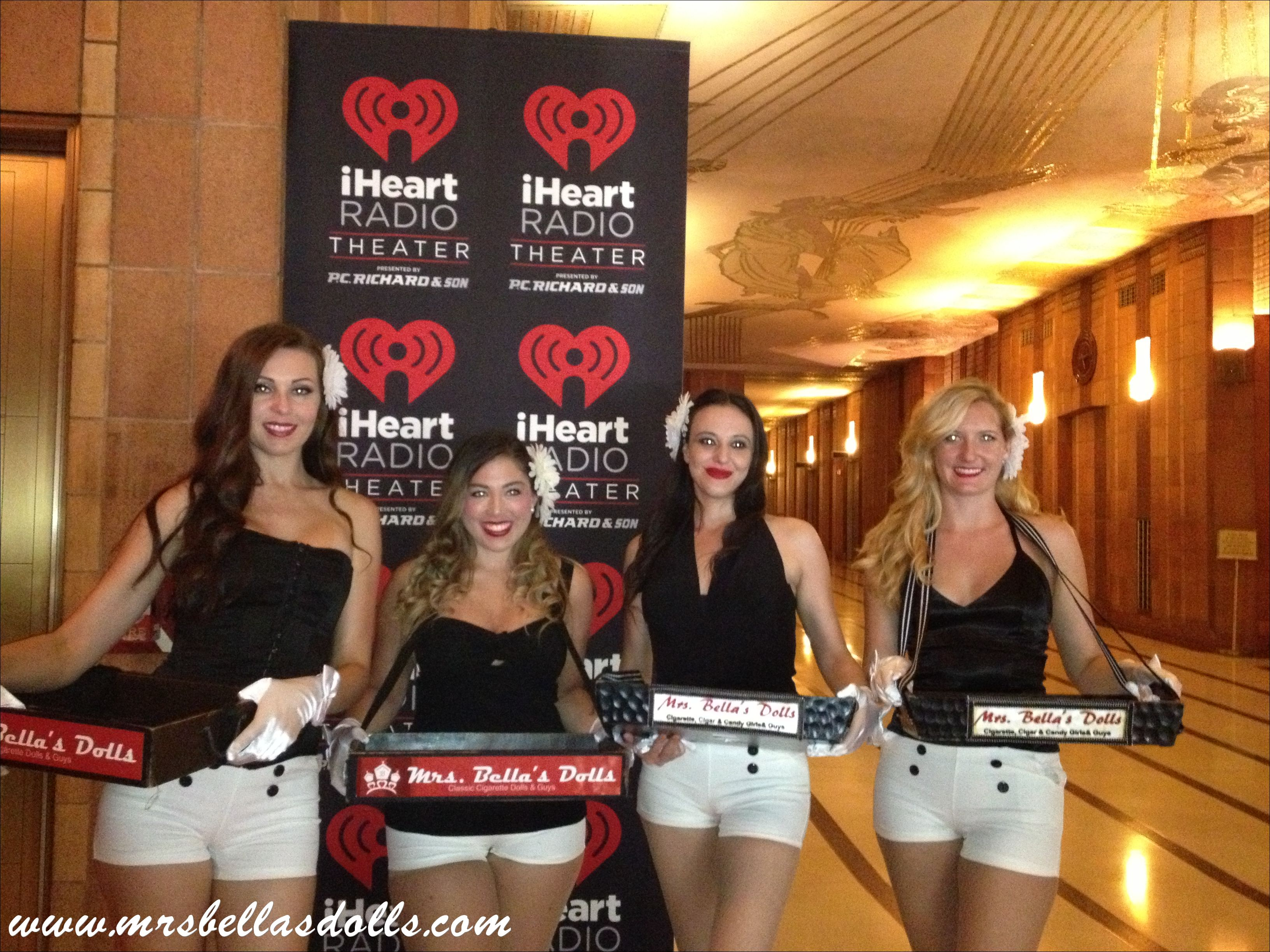 Candy girls I Heart  Radio