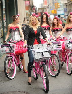Mrs Bella's Dolls with Megan Hilty
