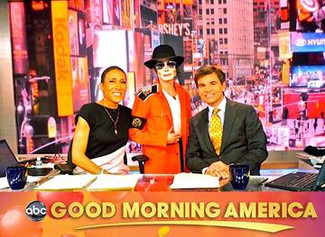 Did you see us on Good Morning America?