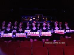 Mrs Bella's Dolls pop corn girls