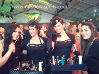 Bella's Dolls in BIZ BASH