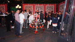 circus theme candy girls