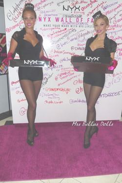 cigar girls for NYX