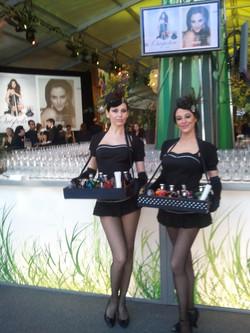 candy girls at fifi awards
