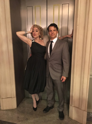 Bella & Irby on Drunk History