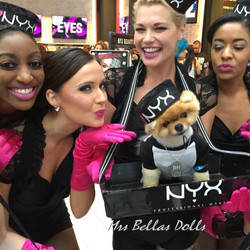 NYX world wide launch