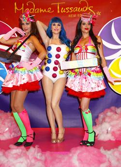 candy girls Madam Tussands