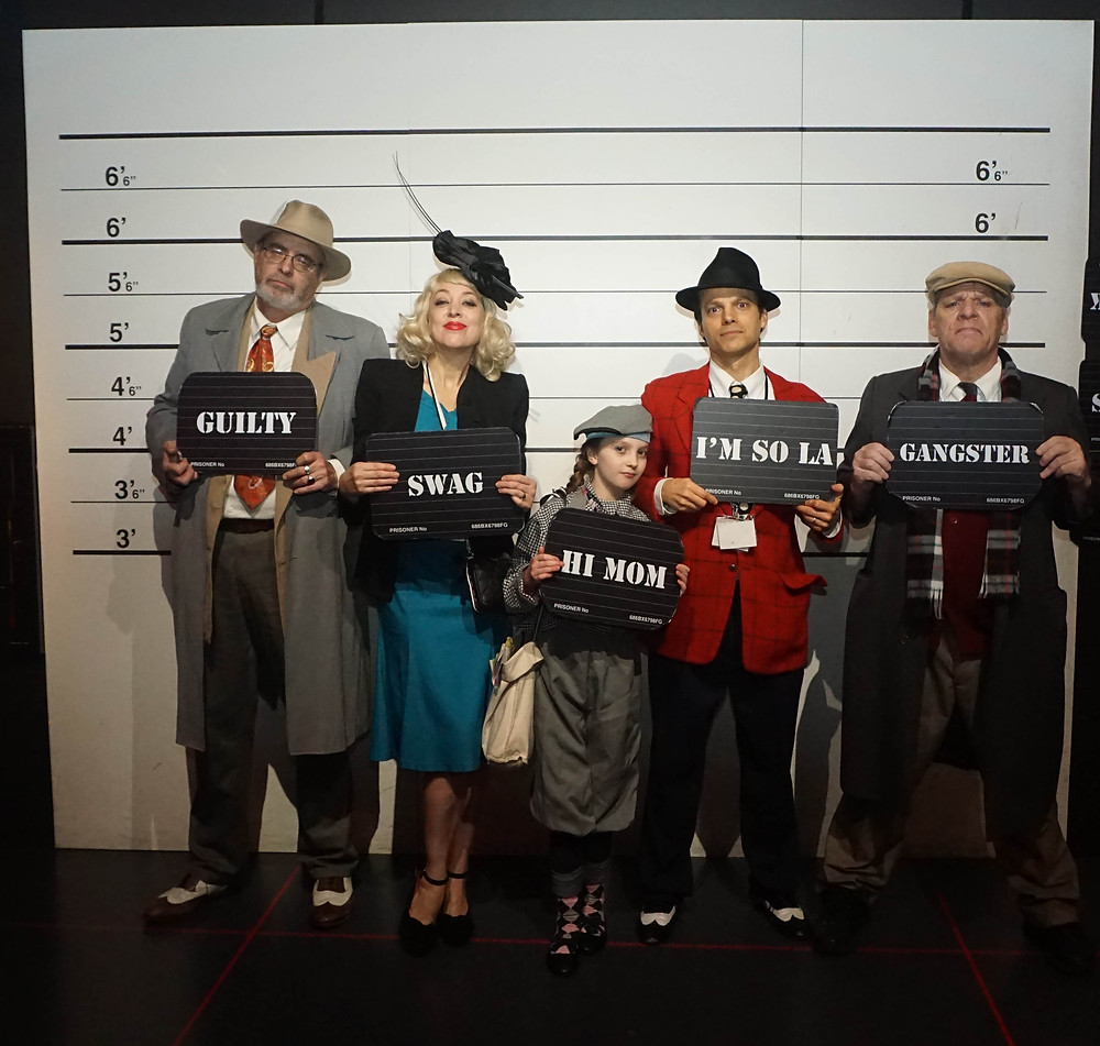 Photo of WHODUNNIT Show available by Tribute Productions Talent