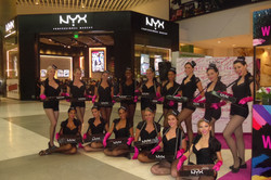 Worldwide launch for NYX