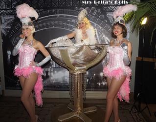 Delta Gamma Anchor Ball at Le Petit Paris