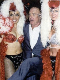 Showgirls with James Cahn