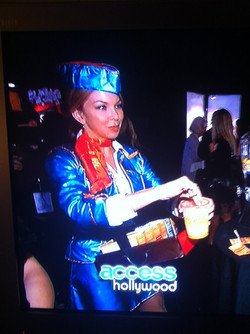 Access Hollywood with Bella's Dolls