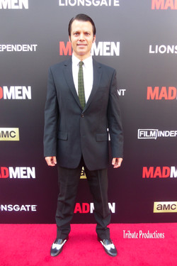 Irby for MAD MEN