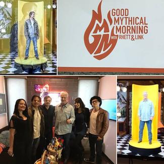 Good Mystical Morning Rhett & Link Show