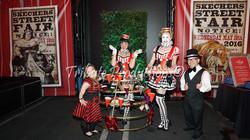 circus candy girls