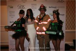 cigar girls fashion week